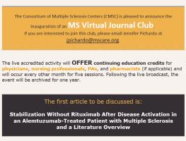 MS Virtual Journal Club