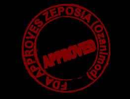 Zeposia (Ozanimod) Approved